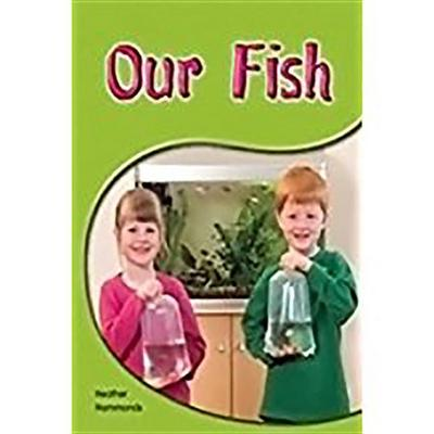 Rigby PM Shared Readers: Leveled Reader 6pk Yellow (Levels 6-8) Our Fish Our Fish