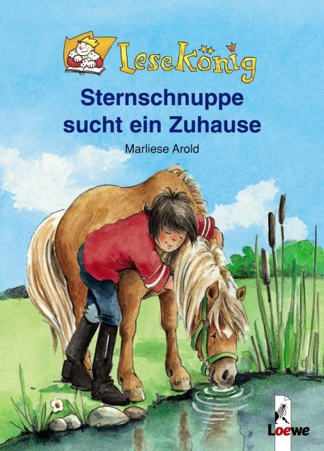 Marliese Arold ~ Sternschnuppe sucht ein Zuhause: Lesekönig So ... 9783785553305
