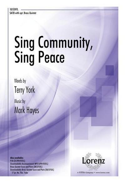 Sing Community, Sing Peace