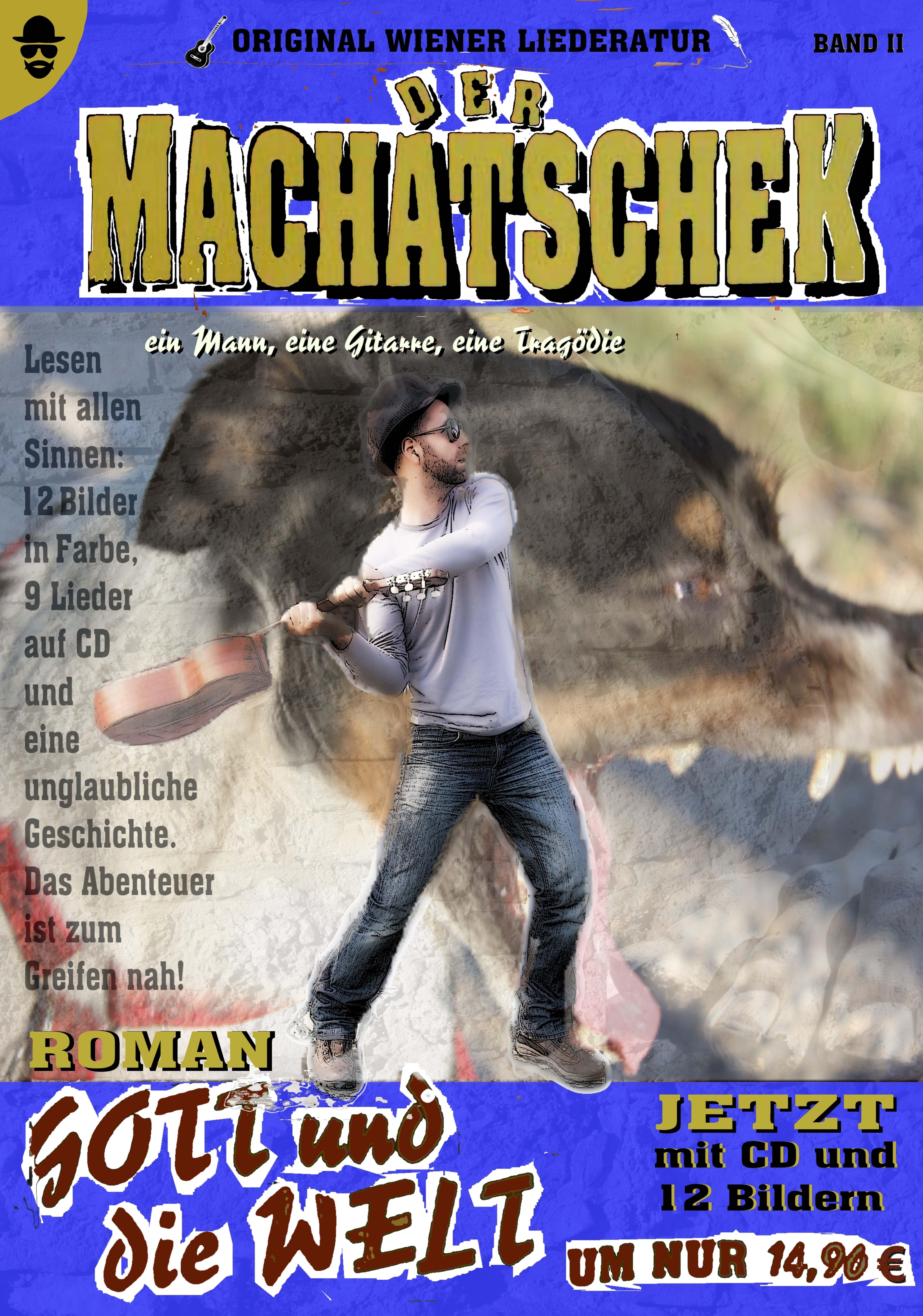 Franz Joseph Machatschek ~ Der Machatschek 9783950326918