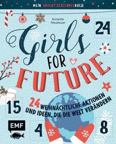 Mein Adventskalender-Buch: Girls for Future