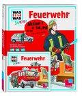 WAS IST WAS Junior Set: Feuerwehr Buch & Hörspiel CD; WAS IST WAS Junior Sachbuch; Vorw. v. Marti, Tatjana; Deutsch
