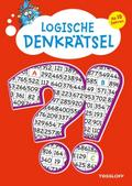 Logische Denkrätsel ab 10 Jahren; Kreuzworträtsel, Logicals, Buchstaben- und Zahlen-Rätsel; Rätsel, Spaß, Spiele; Deutsch; farb. Ill.