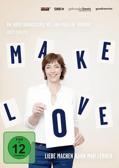 Make Love - Liebe machen kann man lernen: Staffel 1 - 2 Disc DVD