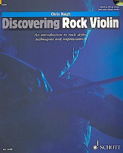 Discovering Rock Violin