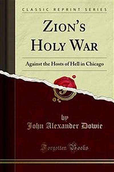 Zion's Holy War