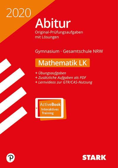 STARK Abiturprüfung NRW 2020 - Mathematik LK