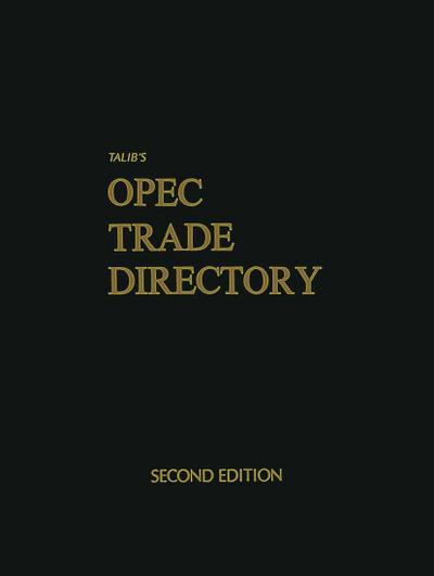 Talib's OPEC Trade Directory