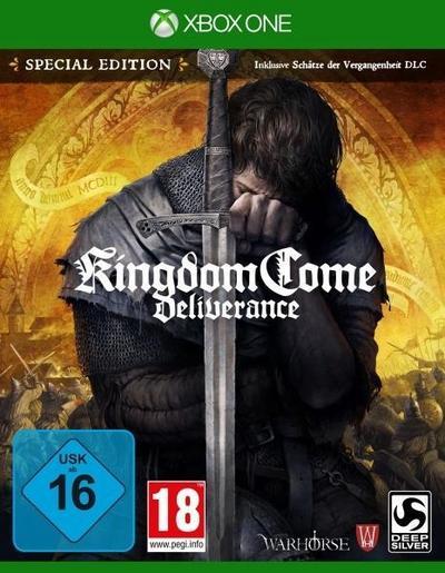 Kingdom Come Deliverance, 1 Xbox One-Blu-ray Disc (Special Edition)