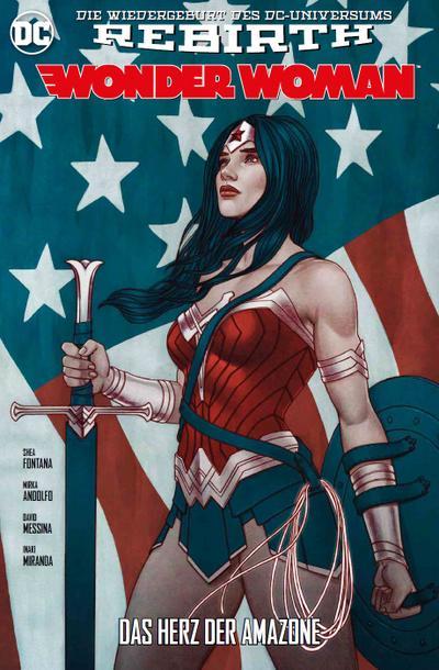 Wonder Woman (2. Serie) - Das Herz der Amazone