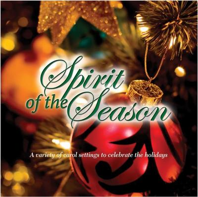 Spirit of the Season - Listening CD