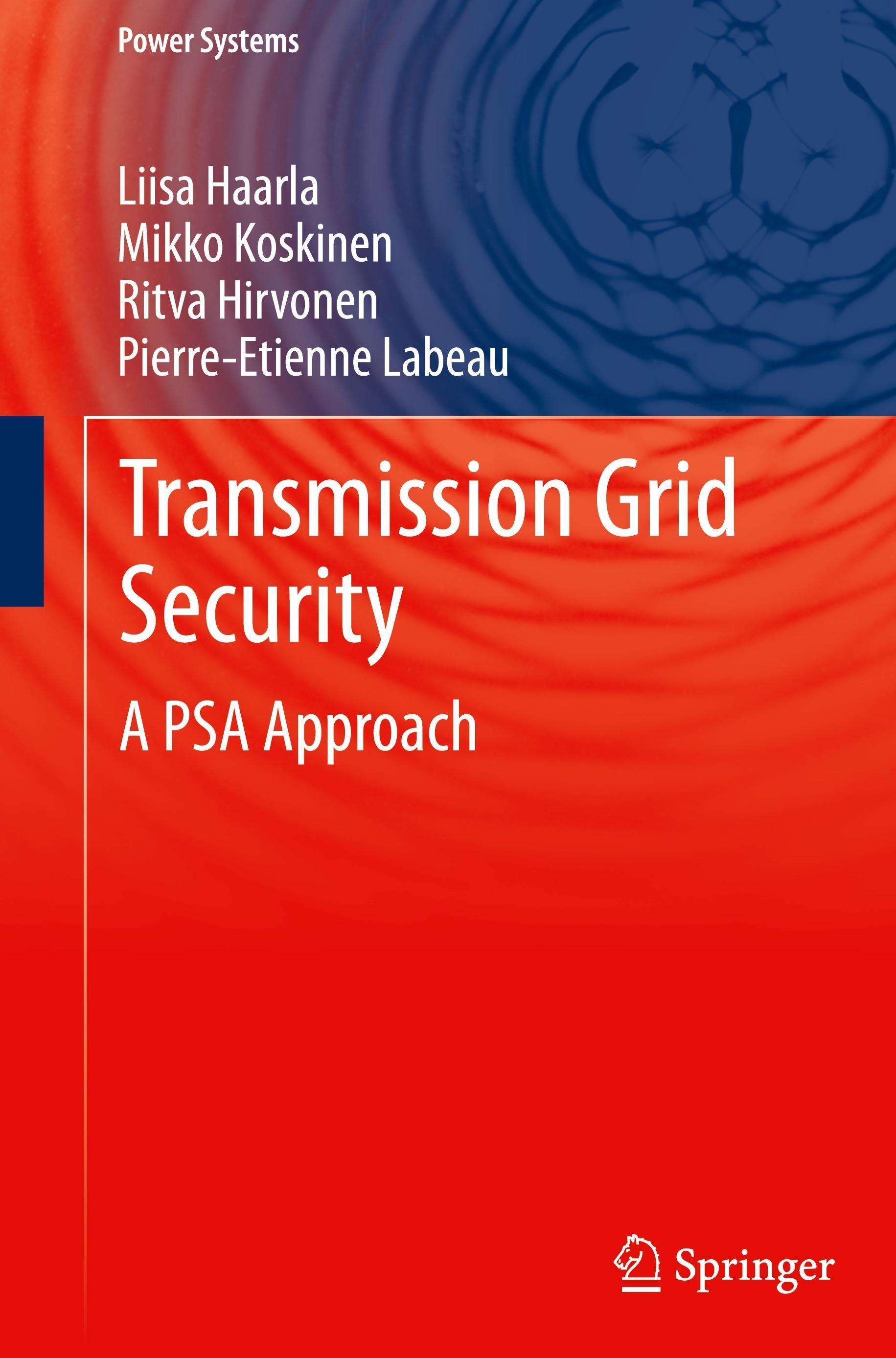 Transmission Grid Security Liisa Haarla