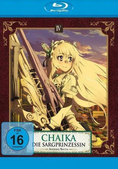 Chaika, die Sargprinzessin - Staffel 2 - Vol. IV