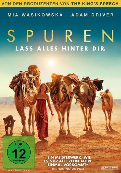 Spuren, 1 DVD