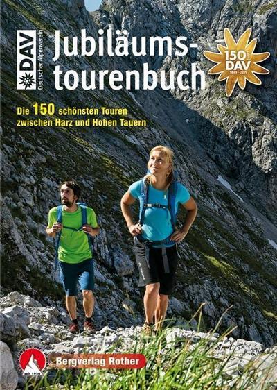 Jubiläumstourenbuch DAV