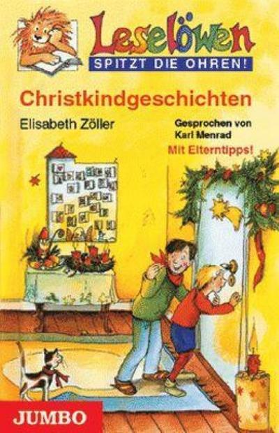 Christkindgeschichten, 1 Cassette