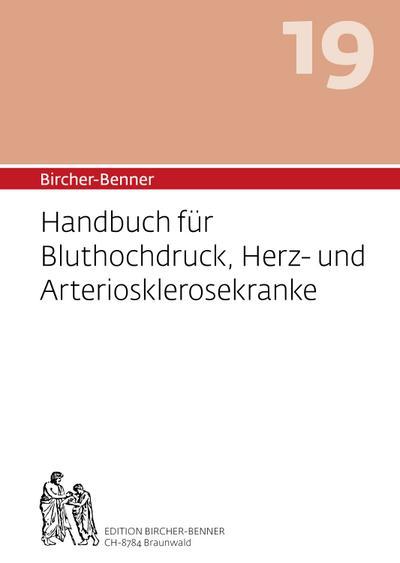 Handbuch für Bluthochdruck, Herz-und Arteriosklerosekranke