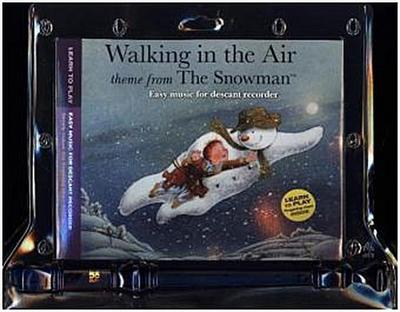 Walking In The Air (Theme from The Snowman) Easy Music For Descant Recorder