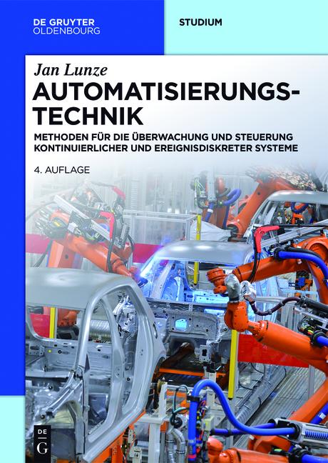 Automatisierungstechnik Jan Lunze
