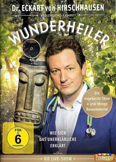 Wunderheiler. DVD-Video