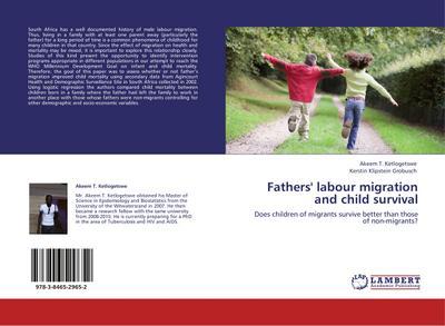 Fathers' labour migration and child survival