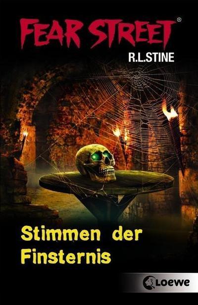Stimmen der Finsternis   ; Fear Street ; mit Spotlack; Übers. v. Ellsworth, Johanna /Tandetzke, Sabine; Deutsch
