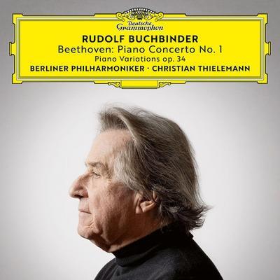 Rudolf Buchbinder: Beethoven: Piano Concerto No. 1