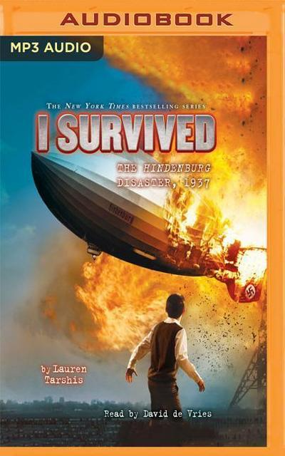 I Survived the Hindenburg Disaster, 1937