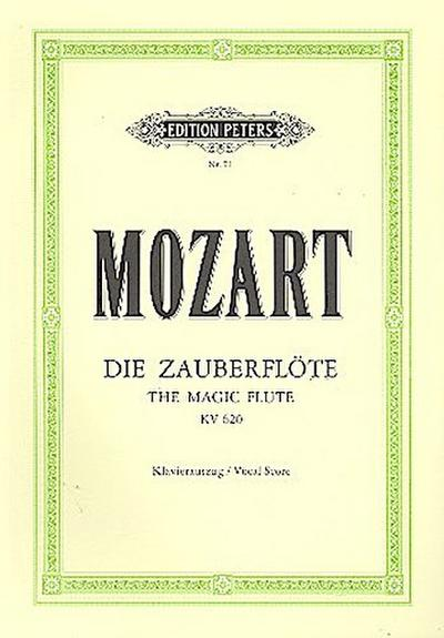 9790014002053 - Wolfgang Amadeus Mozart: Die Zauberflöte KV 620 - Buch
