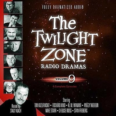 The Twilight Zone Radio Dramas, Volume 9