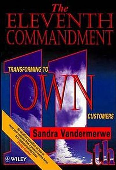 The Eleventh Commandment. Das elfte Gebot, engl. Ausgabe