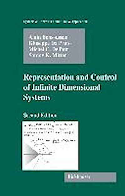 Representation and Control of Infinite-Dimensional Systems