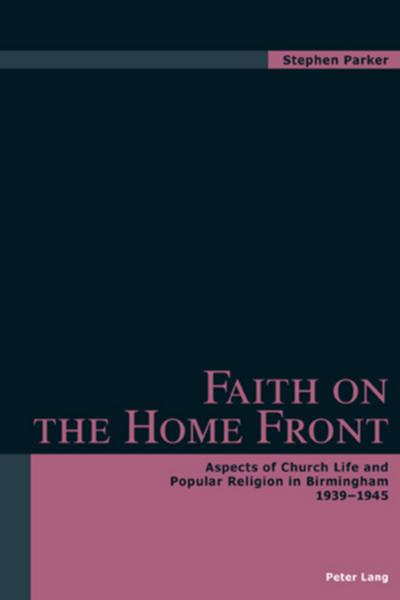 Faith on the Home Front