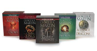 Song of Ice and Fire Audiobook Bundle