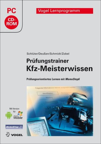 Prüfungstrainer Kfz-Meisterwissen