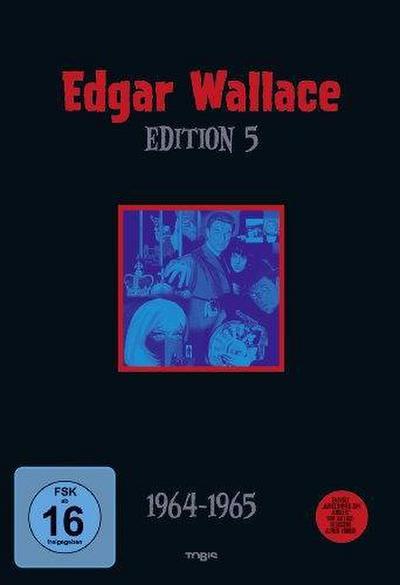 Edgar Wallace Edition Box 5