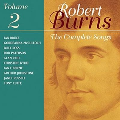 The Complete Songs Of Robert Burns Vol.02