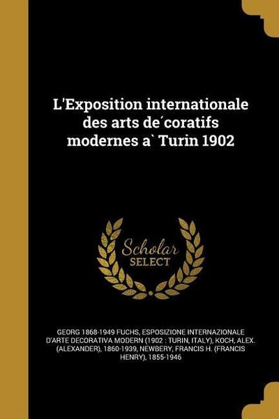 FRE-LEXPOSITION INTERNATIONALE