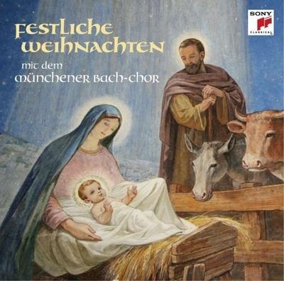 Festliche Weihnachten