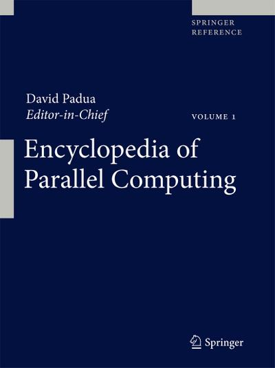 Encyclopedia of Parallel Computing