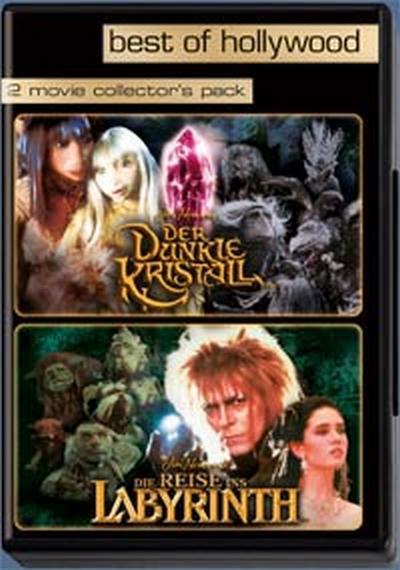 Best of Hollywood - Der dunkle Kristall / Die Reise ins Labyrinth