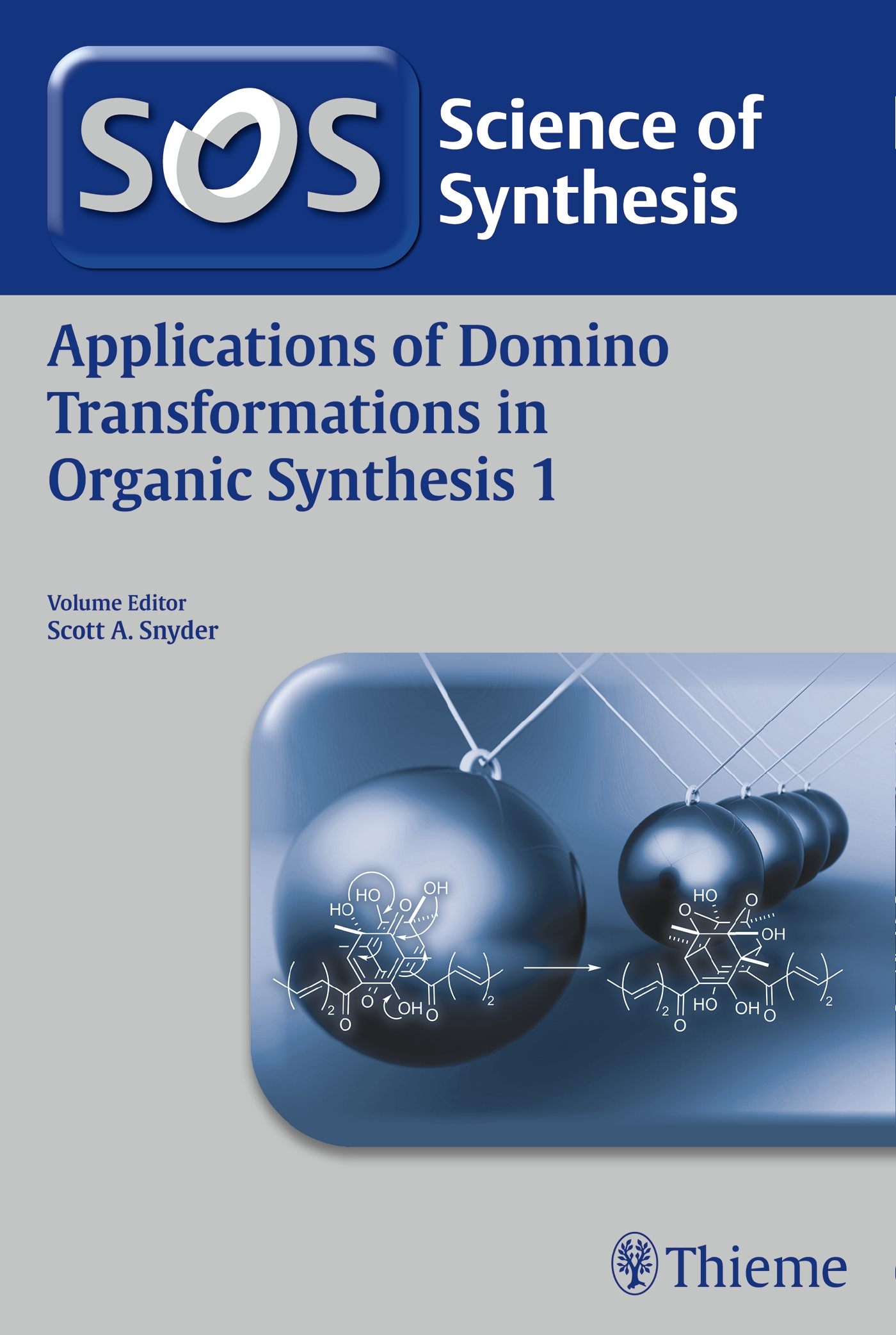 Applications of Domino Transformations in Organic Synthesis, Volume 1 Scott ...