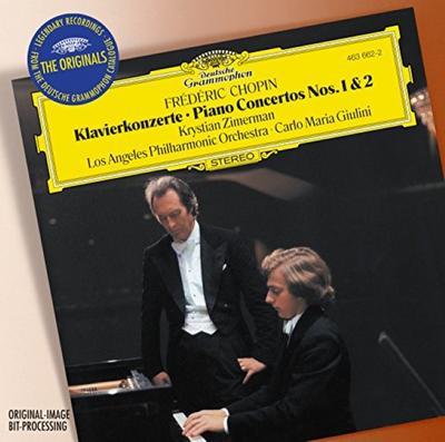 Chopin: Klavierkonzerte 1 & 2