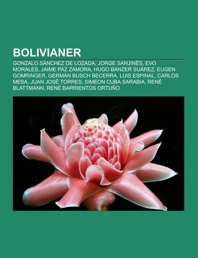 Bolivianer