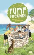 Fünf Freunde machen eine Entdeckung; Einzelbände; Ill. v. Raidt, Gerda; Übers. v. Winkler-Hoffmann, Ilse; Deutsch; Mit s/w Illustrationen