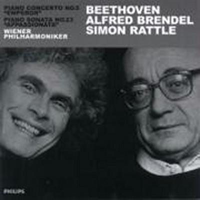 "Beethoven: Piano Concerto No.5, Piano Sonata Op.57, ""Appassionata"""