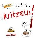 3, 2, 1 ... Kritzeln!; Übers. v. Kröll, Tatj ...