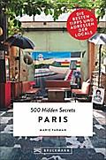 500 Hidden Secrets Paris