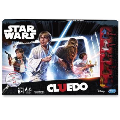 Star Wars Cluedo