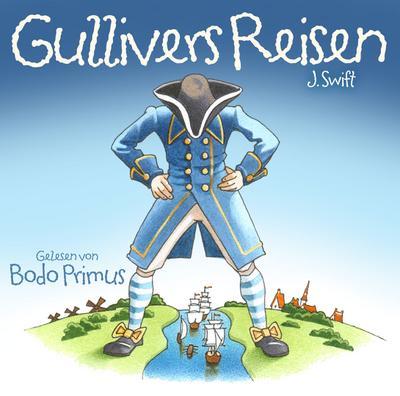 Gullivers Reisen Von J.Swift